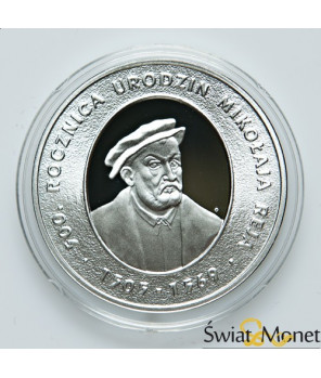 10 zl Mikołaj Rej 2005