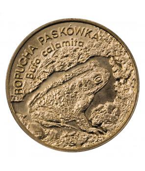 2 zł 100-lecie odkrycia radu i polonu 1998