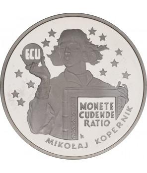 20 zł Mikołaj Kopernik - ECU