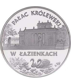 20 zł Pałac Królewski w Łazienkach 1995