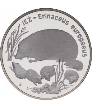 20 zł Jeż 1996