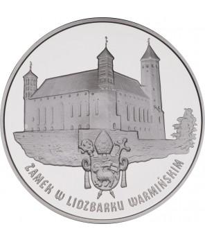 20 zł Zamek w Lidzbarku Warmińskim 1996