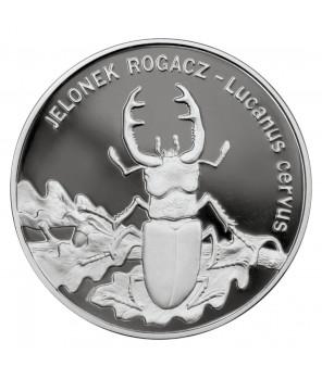 20 zł Jelonek rogacza 1997