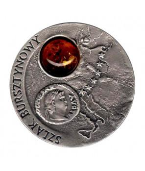 20 zł Szlak bursztynowy 2001