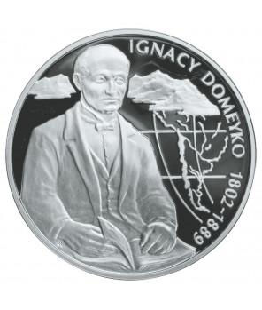10 zł Ignacy Domeyko 2007