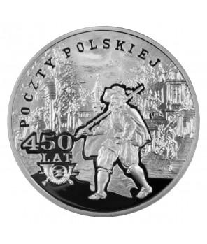 10 zł 400. rocznica polskiego osadnictwa w Ameryce Północnej 2008
