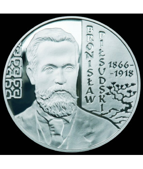 10 zł Bronisław Piłsudski 2008