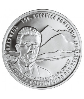 10 zł 100. rocznica powstania TOPR 2009