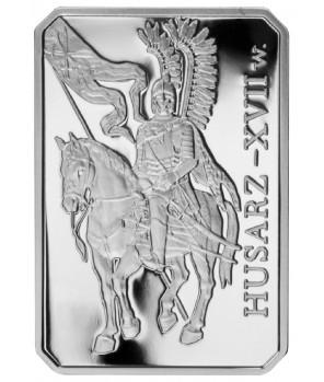 10 zł Husarz XVII wiek 2009
