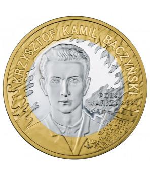 10 zł Krzysztof Kamil Baczyński 2009