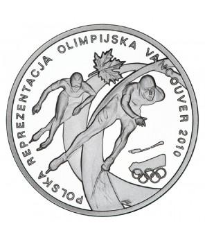 10 zł Polska Reprezentacja Olimpijska Vancouver 2010