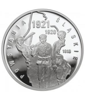10 zł Powstania Śląskie 2011
