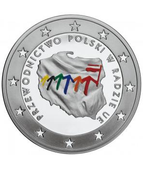10 zl Przewodnictwo Polski w Radzie UE 2011