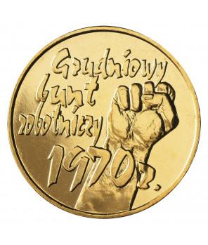 2 zł 20-lecie powstania Solidarności 2000