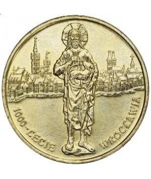 2 zł 30. rocznica Grudnia 70 2000