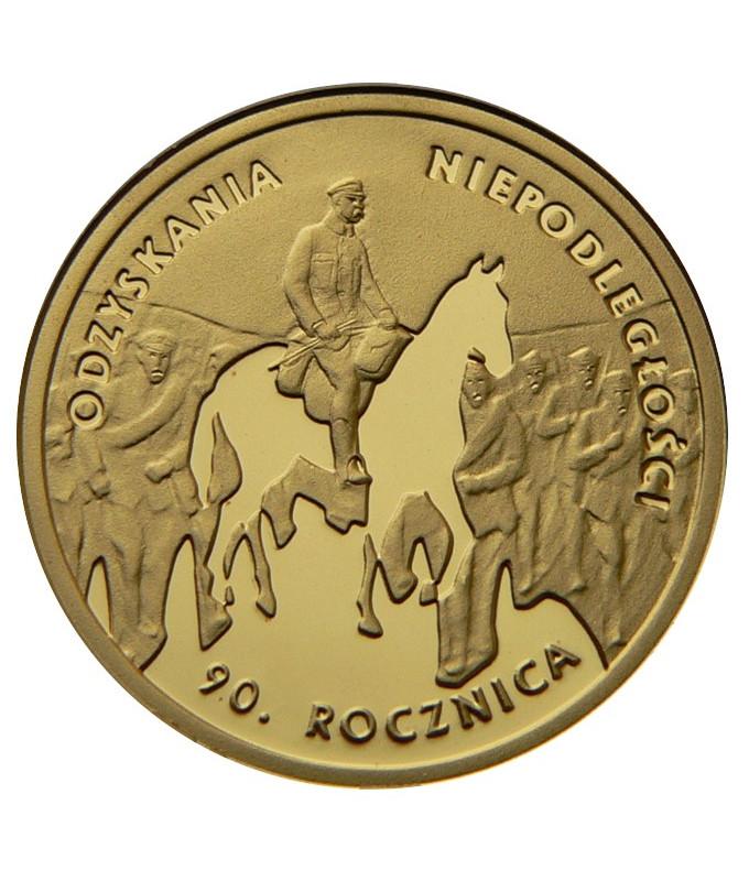50 zł Odzyskanie niepodległości 2008