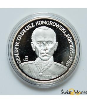 200 000 zł 1990 Bór Komorowski