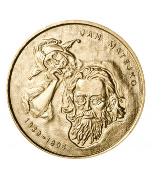 2 zł Generał broni Władysław Anders 2002