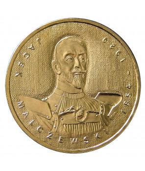 2 zł 150-lecie narodzin przemysłu naftowego i gazowniczego 2003