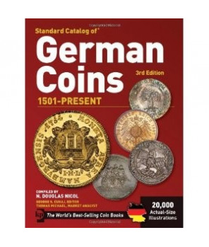 Krause - German Coins 1501-Present - 3rd Edition