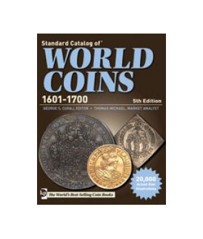 Krause - World Coins 1601-1700 - 5th Edition