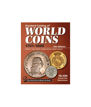 Krause - World Coins 1701-1800 - 5th Edition