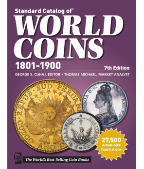 Krause - World Coins 1801-1900 - 7th Edition