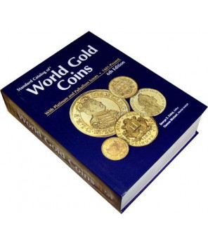 Krause - World Gold Coins 1601-Present - 6th Edition
