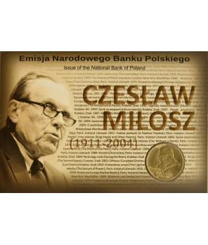 2 zł Czesław Miłosz 2011