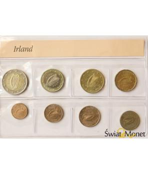 Irlandia 2002 - zestaw euro