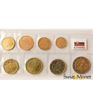 Słowacja 2009 - zestaw euro