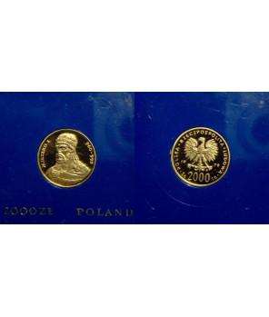 2000 zł Mieszko I 1979