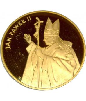 200 000 zł Jan Paweł II 12 uncji 1987