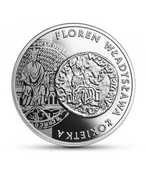 20 zł floren Władysława Łokietka 2015