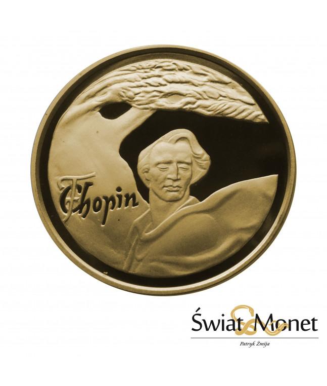 200 zł Konkurs Chopinowski 1995