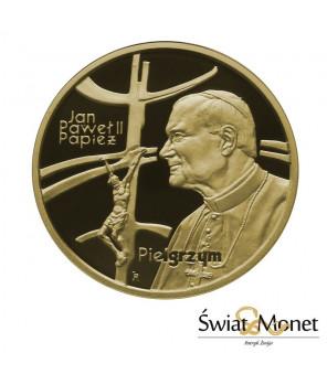 100 zł Papież Pielgrzym 1999