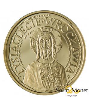 200 zł 1000 lat Wrocławia 2000