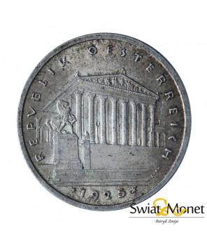 1 Schilling 1925 Austria