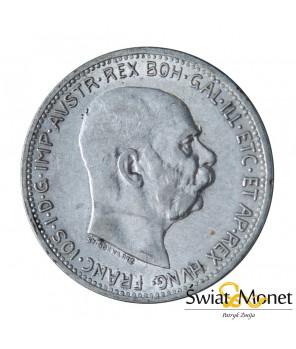 Austro-Węgry 1 korona 1914