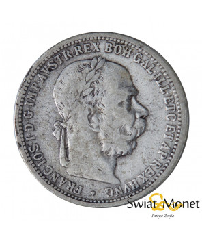 Austro-Węgry 1 korona 1894
