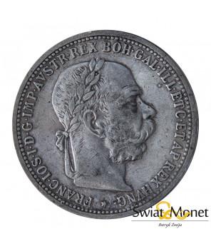 Austro-Węgry 1 korona 1904