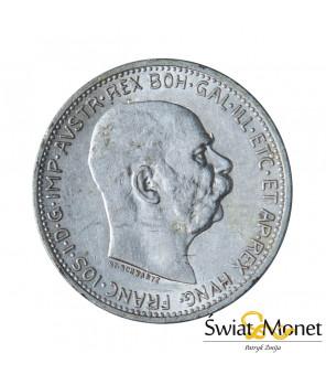 Austro-Węgry 1 korona 1913