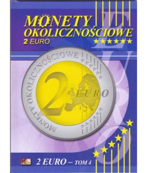 Album na monety okolicznościowe euro 2013 - 2014 - Tom 4)