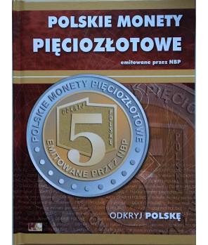 Album Polskie Monety 5 zł Odkryj Polskę