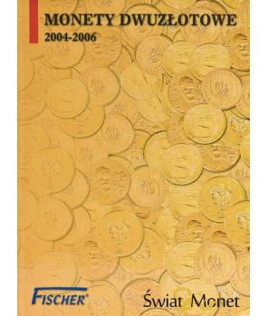Album na monety 2 zł GN 2004-2006 Fischer