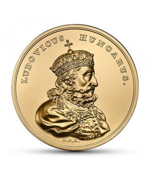 500 zł Skarby Stanisława Augusta – Ludwik Węgierski 2014