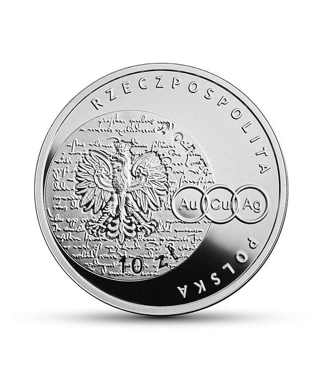 10 zł Mikołaj Kopernik - Wielcy polscy ekonomiści 2017