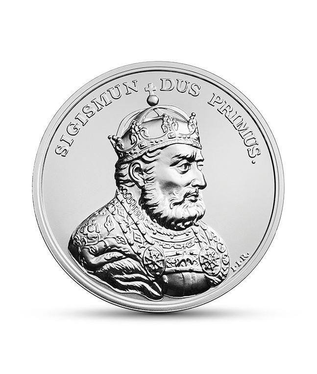 50 zł Zygmunt I Stary 2017