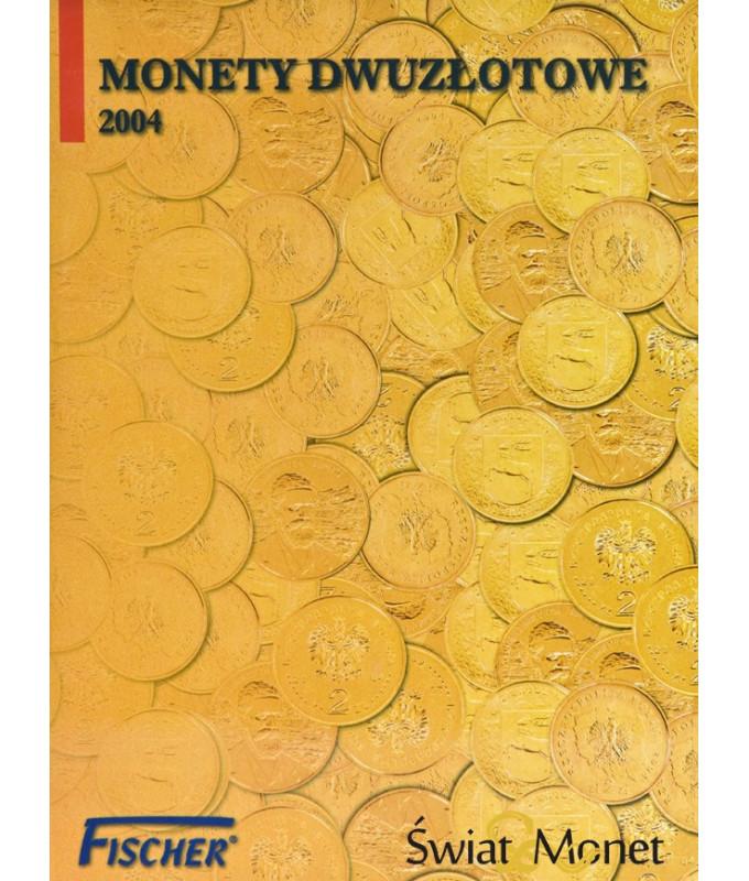 Album na monety 2 zł GN 2004 Fischer