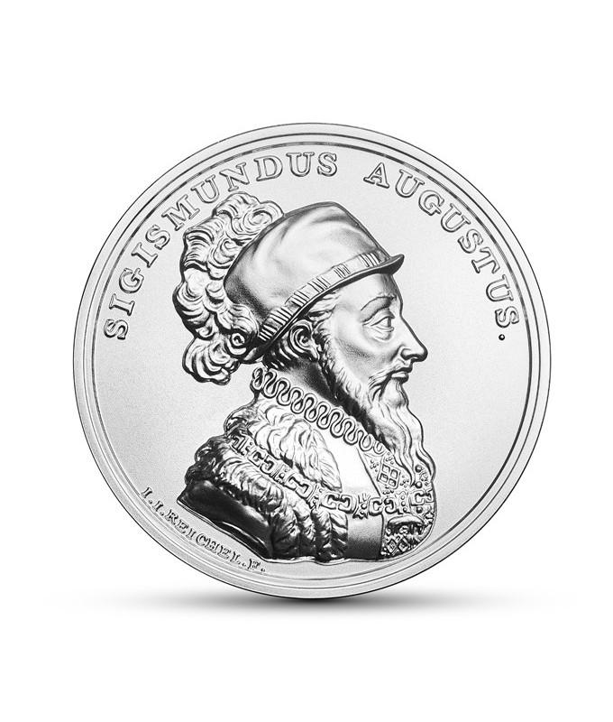 50 zł 2017 Zygmunt August